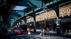 woodhaven queens subway stops and hiking trails the new york times