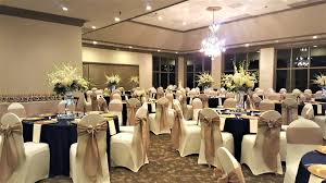 spandex banquet chair covers spandex wedding chair covers reception with ivory gold sashes