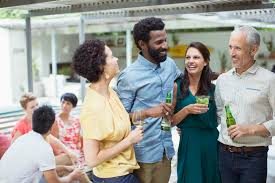 cocktail hosting tips food and drink menu ideas