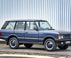 land rover 1970 1991 land rover range rover vogue se being auctioned at barons