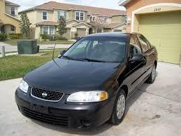 nissan sedan black 2002 nissan sentra gxe black