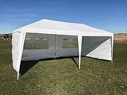 how many tables fit under a 10x20 tent amazon com palm springs outdoor 10 x 20 wedding party tent canopy