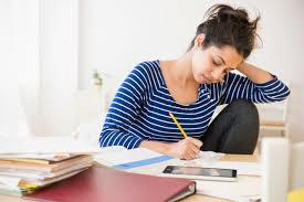 Picture Of Student Sitting At Desk by Parent U0027s Guide To Helping The Stuck At Home Grad