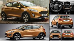 ford fiesta active 2017 pictures information u0026 specs