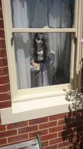 cool halloween decorations to make at home 12 truly terrifying ways to decorate your windows for halloween