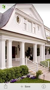 front porches on colonial homes brown gutters front porch colonial gambrel