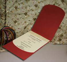 Gold Invitation Card Red And Gold Muslim Wedding Invitation Card Ssc10r 1 00