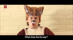 What Did The Fox Say Meme - top 10 most hilarious what does the fox say parodies in 2 minutes