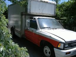 toyota uhaul truck for sale 1990 toyota box truck no state inspection baltimore 2450