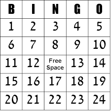 free printable number flashcards 1 20 numbers 1 100 bingo png 600 600 sonny pinterest bingo card