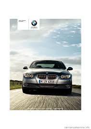 bmw 328i convertible 2009 e93 owner u0027s manual