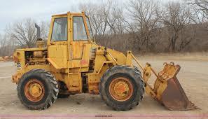 1983 caterpillar 930 wheel loader item i2496 sold febru