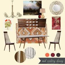 mid century modern dining room carissa miss