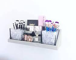 Vanity Makeup Box Wall Mounted Makeup Organizer Makeup Organizer Makeup