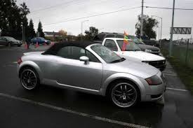 audi for sale by owner 2001 audi tt convertable sold for sale by owner sacramento ca