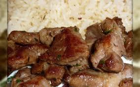 cuisiner agneau recette côte d agneau du périgord 750g