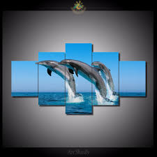 dolphin home decor online get cheap dolphins art aliexpress com alibaba group