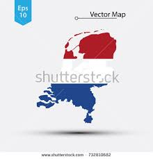 netherlands map flag netherlands map stock images royalty free images vectors