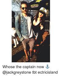 Tbt Meme - le so whose the captain now tbt ectricisland tbt meme on me me