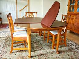 comfortable custom table pads for dining room tables also home