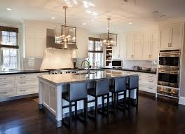 Industrial Style Kitchen Island Lighting Attractive Kitchen Island With Chandelier Intended For Lighting In