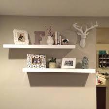 decorating living room walls floating shelves ideas decorating living room wall shelves