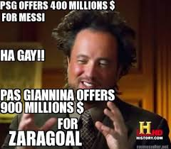 Ha Gay Memes - meme maker psg offers 400 millions for messi ha gay pas giannina