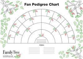 free family tree charts sheets tree charts