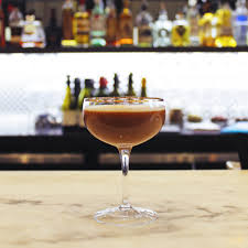 salted caramel martini recipe espresso martini u2014 electra house