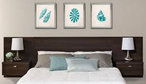 what is the best way to attach a headboard wall or bed frame