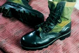 how to spit shine boots 9 steps with pictures wikihow