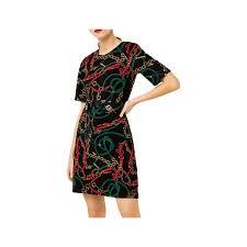 dress pattern john lewis warehouse stirrup rope dress black pattern at john lewis