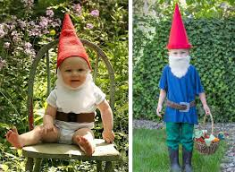 Gnome Halloween Costume 6 Adorable Diy Halloween Costumes Super Easy