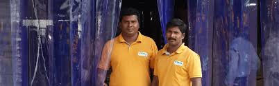 pvc strip curtains industrail curtains bangalore india