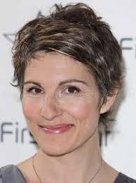 over 50 short hairstyles women