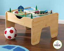 step 2 plastic train table kidkraft activity 2 in 1 kids square train table reviews