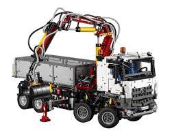 lego technic lamborghini aventador benz arocs 3245 by lego