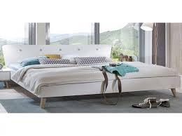 chambre et literie lit lit 180 fresh lits chambre literie lit viborg style scandinave