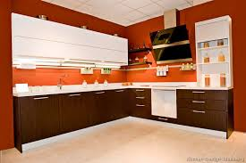 brown and white kitchen cabinets pictures of kitchens modern two tone kitchen cabinets page 5