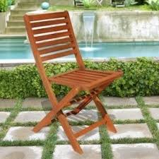 Folding Armchair Hardwood Folding Chairs Foter