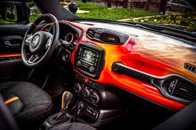 red jeep renegade 2016 harley davidson fans will love this hell u0027s revenge jeep renegade