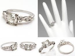 Vintage Wedding Rings by Diamond Vintage Wedding Rings 1920wedwebtalks Wedwebtalks