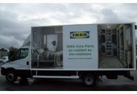 livraison canap ikea avec ses camions biométhane ikea effectue