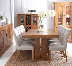 Oak Dining Room Buy Oak Painted And High Gloss Dining Tables At Furniture Octopus