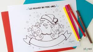 Coloriages de Noël à imprimer  Coloriages de Fêtes  Momesnet
