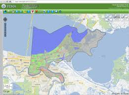 City Map Of New Orleans by New Maps Could Be Good News For Many New Orleans Area Flood