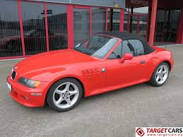 saturn sky orange 750258 bmw z3 roadster 2 0l 150hp e36 cabrio 06 01 red 93353km lhd