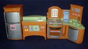 Fisher Price Servin Surprises Kitchen Table by Fisher Price Kitchen Table And Serving Old Toys Activity