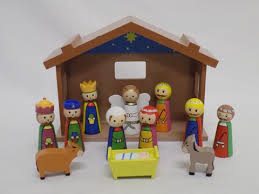 wooden nativity set childrens nativity sets liverpool cathedral