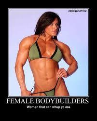 Female Bodybuilder Meme - memes and motivational posters introduction motivational posters
